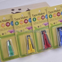 Bias Tape Makers 6mm 12mm 18mm