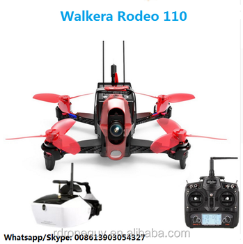 Walkera Racing Drone gps goggles tracker drone with hd camera quadcopter vr drone