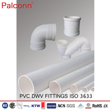 pvc-u pipes and fittings