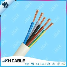 Teflon coat silicone rubber jacket cable