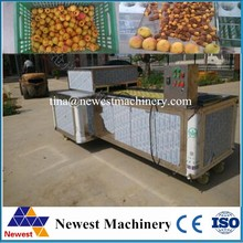 Fruit core removal machine/apricot pitter /seed removing machine