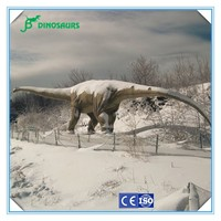 Handcrafted Giant Model of Dinosaur, Chinese Model for Display/Showcase