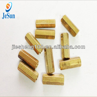 Factory sell Brass Stand-Off Hex Screw Pillars