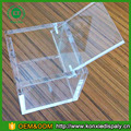 Wholesale perspex clear square small acrylic box with lid