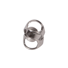 stainless steel finger beer ring bottle opener