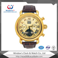 Luxurious chinese mechanical watch movement