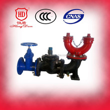 Siamese Connection,ground fire pump adapter,fire fighting pumper connection female adapters