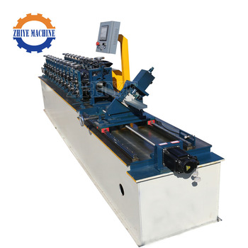 Botou New Style Furring Channel Cold Forming Machine