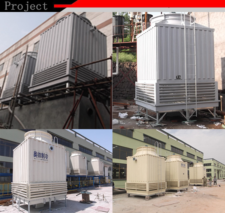 Shangyu AOSUA Supply AF-100 Cooling Tower, View Cooling Tower, AOSUA ...