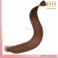 direct buy china dark brown silky straight wholesale bulk hair extensions