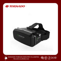 vr shinecon 3d virtual reality vr 3d glasses movies/games for apple/android/xbox/psp