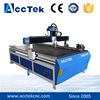 factory supply can customized 4 axis vacuum table cnc router machine AKG1224 for wood