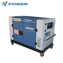 safety of diesel generator silent r types for sale HP10000LN