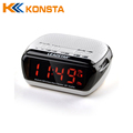 2015 new products OEM/ODM Digital colorful hands-free alarm,radio, mp3,mini clock