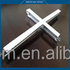 High Quality White Flat Suspended Ceiling T Bar 50g Zinc Coating 0.3mm Thickness