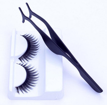 Stainless Steel Lash Tweezer ,Eyelash Extension Curler