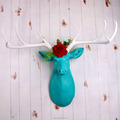 Resin animal head decoration wall hanging deer head