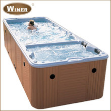 Family Swim Spa Used / Used Swim Spa For Family