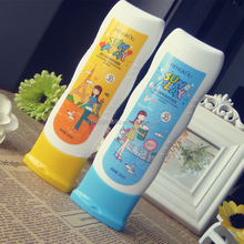 130ml M5008-2 Sun Block Sunscreen Lotion Protein Moisturizing Body Sunscreen Emulsion full body SPF30 PA+++ sunblock
