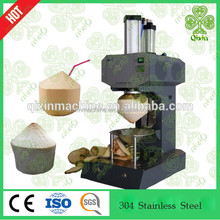 cutting machine coconut shell
