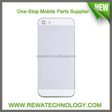 Mobile Parts for iPhone5 Rear Housing 100% Tested before Delivery