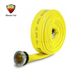 fire fighting hose with coupling