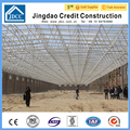large span grid structural steel buildings