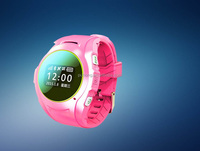 Kids GPS pedometer latest smart wrist watch phone