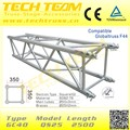 Factory Price Aluminum Stage Lighting Truss On Sale TECHTEAM