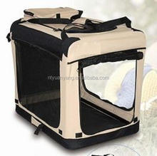 arrival foldable soft dog kennel pet house carriers