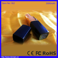 Lipstick Power Bank Multible Power Charger With High Quality And Best Long Waranty 3000mAh Power Bank