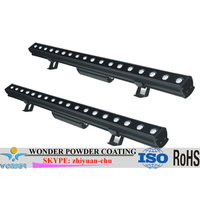 Aluminum Alloy Outdoor Linear LED Wall Washer powder coating