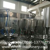 Perfect Automatic Mineral Water Bottling Equipment