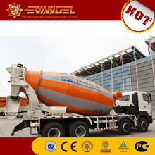 pictures of concrete mixer ZOOMLION brand concrete mixer truck for sale in China