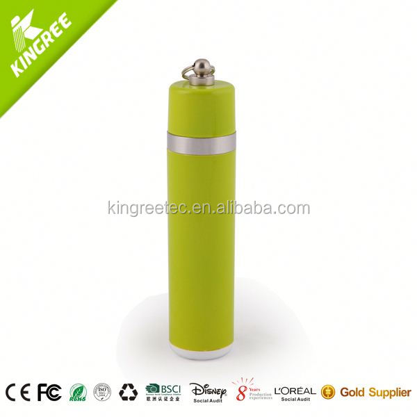 cylindrical best aa battery powered portable speakers for ipod