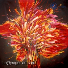 Shenzhen Wholesale High Quality Modern Wall Art Decorative Abstract Oil Painting Picture On Canvas