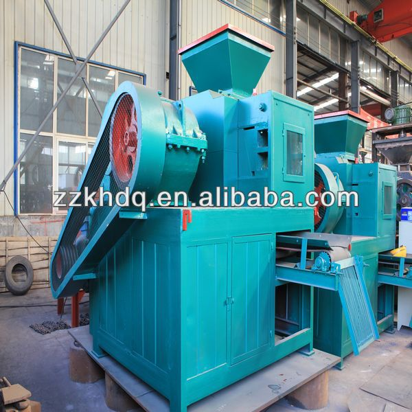 Coal briquette press machine hot sale in Ukraine