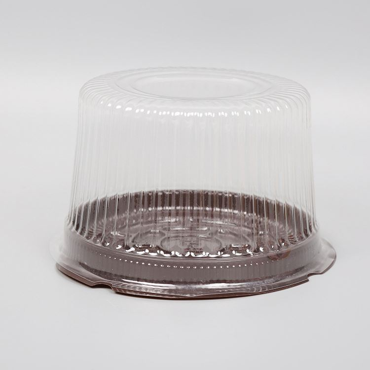 Bakery Boxes With Clear Plastic Disposable Round Cake Box