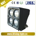 4x4 led light manufacture square led work light high quality 10w Cree LED Work Light hid offroad light 40w
