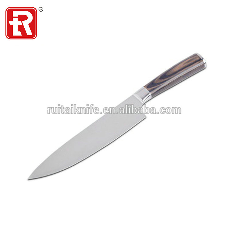 High quality Excellent Houseware forged stainless steel japanese kitchen chef knife set