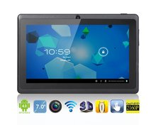 7 inch 4GB/8gb nand falsh cheap tablet pc with Dual Camera