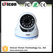 Unicon Vision wall-mounted poe ip external ir dome network camera
