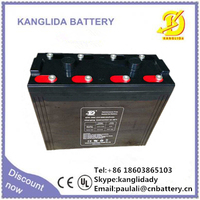 2v 1000ah rechargeable deep cycle solar battery 2volt storage solar batteries