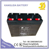 2v1000ah rechargeable deep cycle solar battery