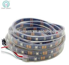 high quality 1m/4m/5m WS2812B Smart led pixel strip,Black/White PCB,30/60/144 leds/m WS2812 IC;WS2812B/M 30/60/144 pixels