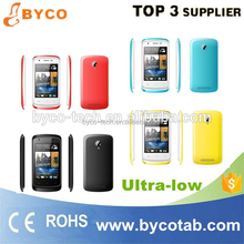 cheap support whatsapp Android 4.4 telefono celular barato