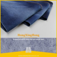 NO.A1495 Wholesale super stretch woven denim fabric