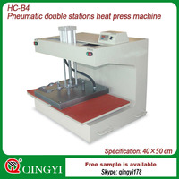t shirt heat transfer printing machine