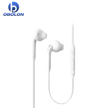 Wholesale for Samsung S6 audifonos headphone for Samsung headphone fm stereo radio mp3 player