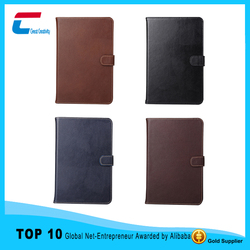 Alibaba express New smart cover for iPad Pro with credit card slots,leather tablet case for iPad Pro for ipad air 2